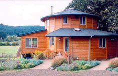 1000+ images about Silos cordwood yurts on Pinterest ...