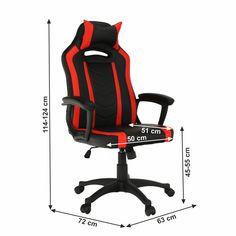 Kancelárske kreslá a stoličky | LacnýEshop Gaming Chair, Furniture, Home Decor, Decoration Home, Room Decor, Home Furniture, Interior Design, Home Interiors, Interior Decorating