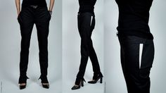Strictly Me Autumn/Winter Trousers Fall Winter, Autumn, Parachute Pants, Black Jeans, Trousers, Collections, Fashion, Pants, Moda