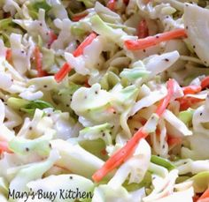 102 Best Coleslaw Images Coleslaw Cooking Recipes Food