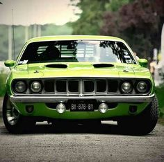 Hot American Cars — Check Out Our Awesome Muscle Car Video Collection...