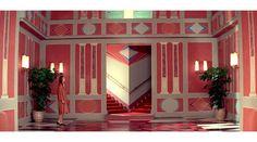 Stormie & I watched Suspiria. Set design rocked, reminded me of Dorothy's apt. in Blue Velvet.
