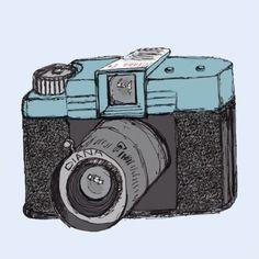 /// diana F+ /// lomography