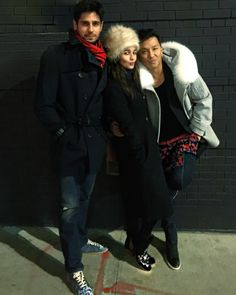 Sidharth Malhotra and Alia Bhatt rang in the new year together in New York. #Bollywood #Fashion #Style #Beauty #Hot #Cute #Handsome #Instagram Siddharth Malothra, Youre Everything To Me, Karena Kapoor, Alia And Varun, Student Of The Year, Prabal Gurung, Sweet Couple, Alia Bhatt, Celebs