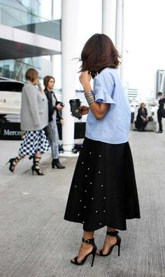 The 21 best street style looks from New Zealand fashion week 2014 gallery - Vogue Australia