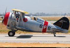 Grumman F3F-2, Planes of Fame, Chino, CA. . .