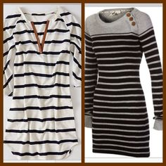Love these dresses with leggings and boots!!