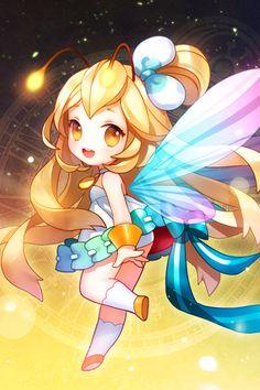 던전트래커즈 : 린 : 네이버 블로그 Kawaii Anime, Cute Anime Chibi, Kawaii Chibi, Kawaii Art, Anime Fairy, Anime Style, Chibi Games, Image Manga, Anime Kunst