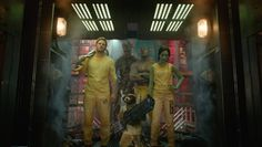 Guardians of the Galaxy gets a Suicide Squad makeover...
