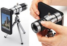 Take higher quality pictures with this great accessory!