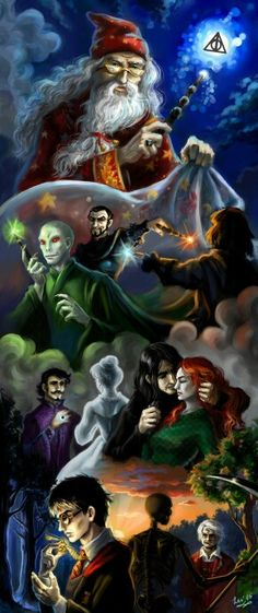 Harry Potter and the Deathly Hallows malen Harry Potter Severus Snape, Severus Rogue, Harry Potter Magic, Harry Potter Universal, Harry Potter Movies, Draco Malfoy, Hermione, Amelie, Classe Harry Potter