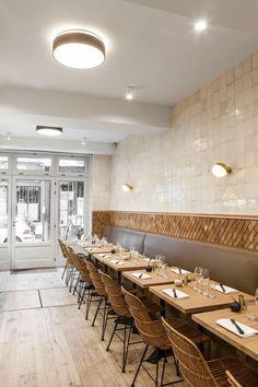 Clover restaurant - Paris