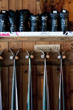 Bucket List: Learn to backcountry ski. Our Nordic Center offers back country skiing, snow shoeing, fat biking, skate skiing and more at Vista Verde Ranch in Steamboat, CO. Chalet Ski, Chalet Style, Ski Rack, Nordic Skiing, Ski Decor, Cross Country Skiing, Snow Skiing, Reno, Cabins In The Woods