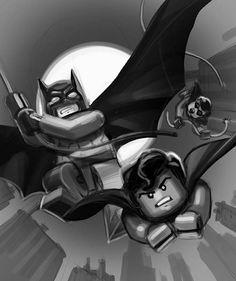 Lego Batman 2 DC Super Heroes on Behance