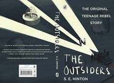 the outsiders book cover - Google Search Book Fandoms, Rebel, The Outsiders, The Originals, Books, Google Search, Cover, Libros, Book