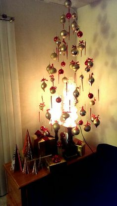 My invisible Christmas tree