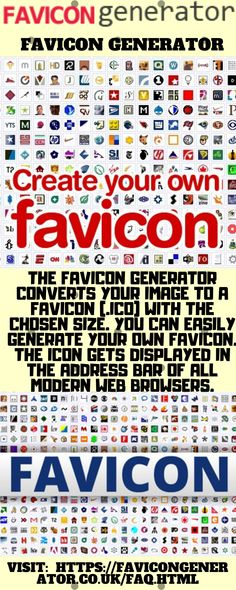 40 Favicon Generators Ideas Generation Apple Touch Browser Icon