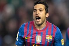 Jordi Alba, F.C. Barcelona