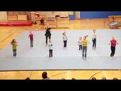Ich begrüße den Tag (Klatschen, stampfen, hüpfen) / Kinderlied zum Mitsingen und Mittanzen - YouTube