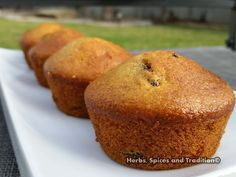 Herbs, Spices and Tradition: ORANGE AND DRIED BERRY CUPCAKES (EGGLESS)