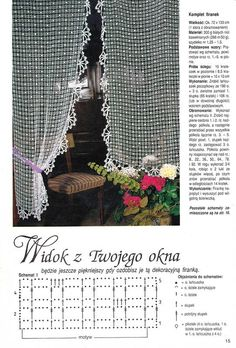 Crochet curtain                                                       …                                                                                                                                                                                 More
