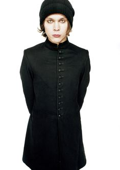 This entire ensemble is perfect. (Ville Valo... yet again...)
