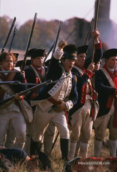 The patriot movie compared to american revolution