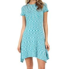 Michael Kors tile blue baby doll dress. Michael Kors tile blue and white baby doll dress. Like new no signs of wear. Cap sleeves and asymmetrical skirt. Comes with Michael Kors gift box, tissue paper and bow. Perfect for any spring wardrobe. Michael Kors Dresses Asymmetrical