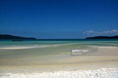 Seascape koh rong samloem island beach, Sihanoukville, Cambodia, Southeast Asia.#getty images paradise.