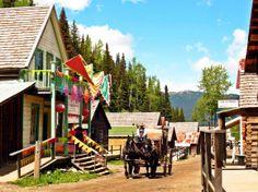 Barkerville – Der Goldrausch in den Cariboos