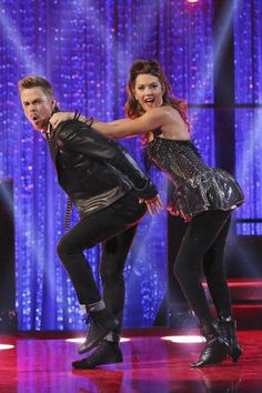 Amy Purdy Dancing With the Stars Contemporary Video 3/31/14 #DWTS #AmyPurdy
