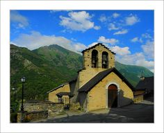 Eglise Saint-Pierre , Viscos - Viscos, Midi-Pyrenees