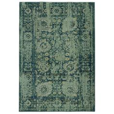 You'll love the Expressions Oriental Green Area Rug at Wayfair - Great Deals on all Rugs  products with Free Shipping on most stuff, even the big stuff.