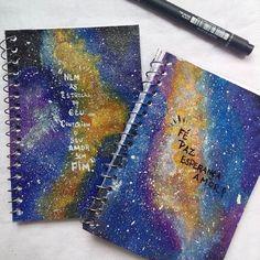 Universo - A palavra que traz vida personalizada e customizada. Biblia e arte profética <3 @artesjoy