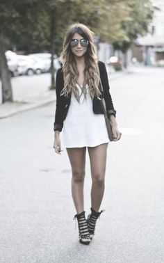 Love the hair and outfit