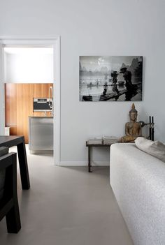Apartment on the River Vecht by Remy Meijers