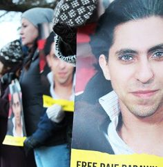 Five ways you can help Raif Badawi   Amnesty International