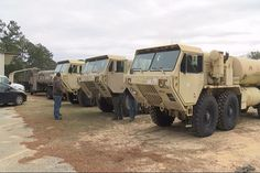Southwest Georgia Firefighters are taking advantage of surplus military equipment.