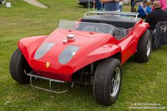 "VW Myers Manx ""Thomas Crown Affair"" replica Dune Buggy - owned by Tim Faville"