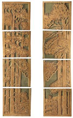 Tile Restoration Center - American Arts and Crafts Tiles, Ernest Batchelder and Claycraft Designs,