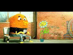 Gumball 1min animation test - YouTube