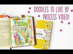 Doodles to Live By: Day 2 // Process Video - YouTube
