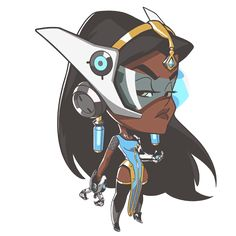 overwatch caricature - Google Search