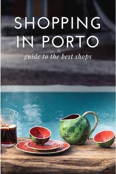 guide where go shopping porto