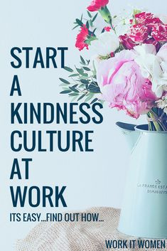 The world needs more act of kindness in the workplace. This article shares 5 easy acts of kindness to use in the workplace every single day. Start a kindness culture! School Leadership, Leadership Coaching, Leadership Development, Nursing Leadership, Professional Development, Staff Motivation, Morale Boosters, Employee Appreciation Gifts, Work Goals