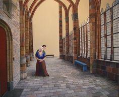 04-10-2013: Fijnschilder van het hedendaagse realisme Ton van Meerendonk exposeert met recent werk in de hoofdgang van het St. Elisabeth Ziekenhuis. De expositie is te zien tot vrijdag 8 november.   Lees verder en bekijk meer werken op http://www.elisabeth.nl/@117442/expositie-ton/