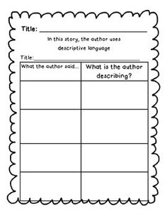 The Stories Julian Tells Reading Comprehension Packet ...