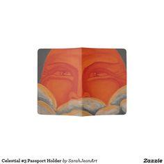 Celestial #3 Passport Holder
