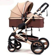 Luxury Baby Stroller for Newborn Infant Folding Baby Carriage Pushchair Prams Pram Stroller, Baby Strollers, Convertible Stroller, Umbrella Stroller, Baby Travel, Travel Luggage, Baby Prams, Baby Carriage, Baby Boy Fashion