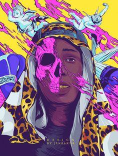A$AP ART : Photo
